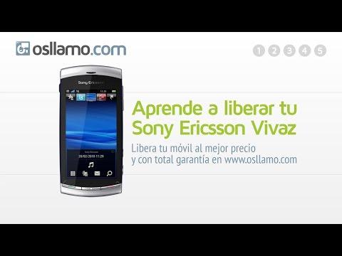 Liberar tu Sony Ericsson Vivaz