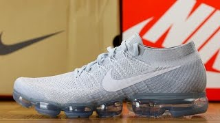 Nike VAPORMAX: What Does The Future of AIR Feel Like?!?!