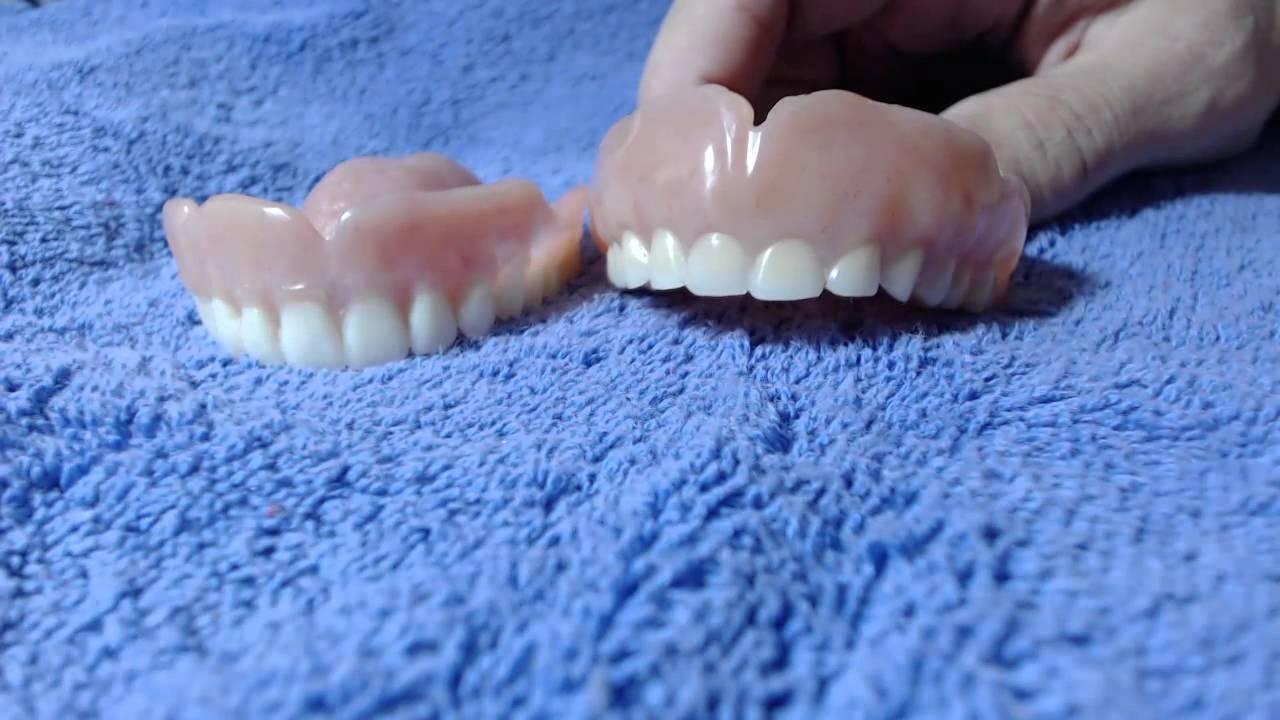 Temporary vs permanent denture youtube solutioingenieria Images