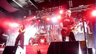 Beyond The Black - Rage Before The Storm (Wacken Hymn 2015) - live @ Cologne 14-11-2015