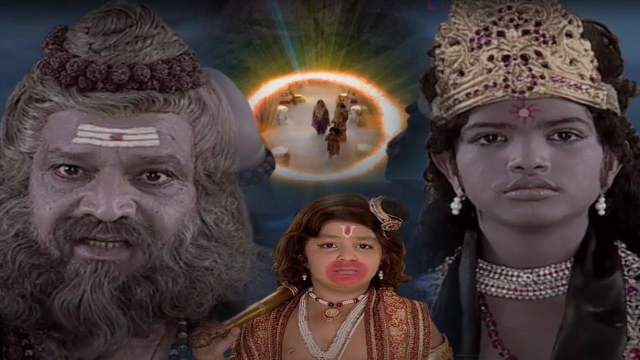 बिधाता ने मुझे प्रेम का स्वामी नियुक्त किया है शनि - सुक्राचार्य | Jai Jai Bajrangbali | Episode 318