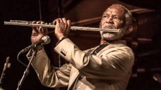 Hubert Laws - alto flute; Gregory Porter - voice; Kamau Kenyatta - ...