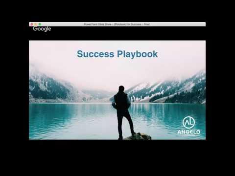Success Playbook