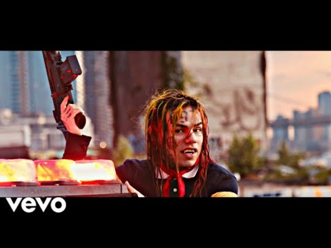 "6IX9INE – ""POLICE 🚔"" feat. Lil Pump (Official Music Video)"