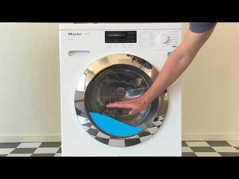 Bekend Hoe kun je... de deur ontgrendelen van de wasmachine - YouTube AP74