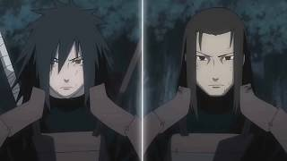Madara Uchiha vs Hashirama Senju, Akatsuki Plans & Sacrifice [60FPS] - English Dub