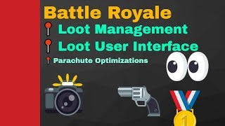 Roblox Battle Royale | Creating the User Interface