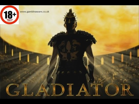 Gladiator Slot | ALL FEATURES + BIG WIN | Playtech