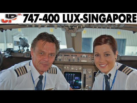 Cargolux - Air Atlanta 747-400