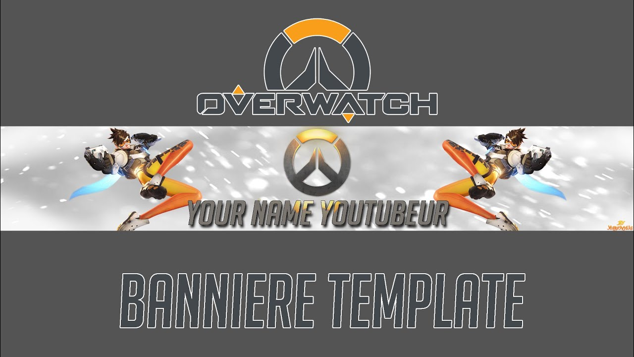 Banni 232 Re Template Overwatch Free Download Youtube
