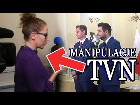 Oto poziom TVN24! Młoda dziennikarka manipuluje wypowiedzią Jakiego!