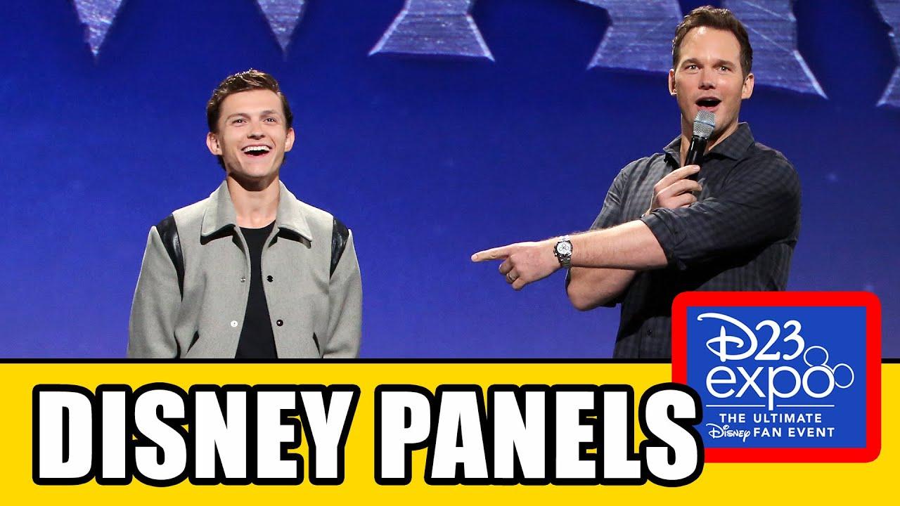 Download D23 All Panels - Marvel, Star Wars, Pixar & Disney Animation Highlights