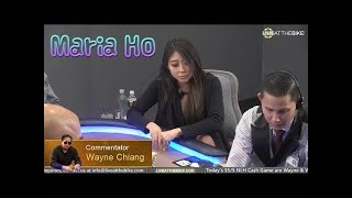 Live at the Bike $5/$5 NLHE -