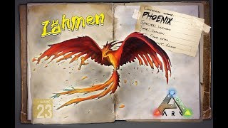 ARK‬: Survival Evolved [GUIDE/Deutsch] ** Pheonix - Phönix zähmen ** Patch 268