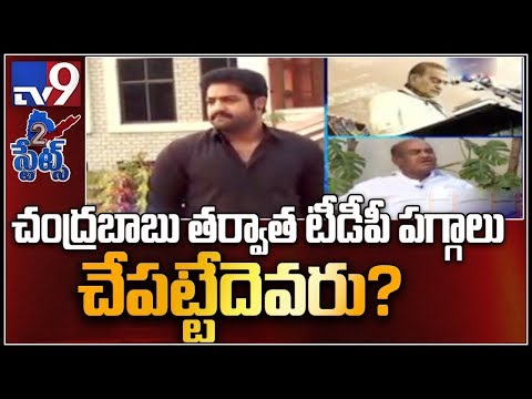 JC. Diwakar Reddy on TDP future in Jr NTR's hand? - TV9