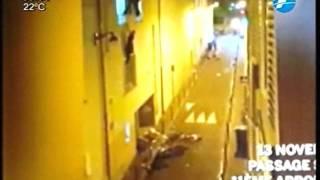 Impactantes imágenes del atentado en la sala Bataclan 14/11/15