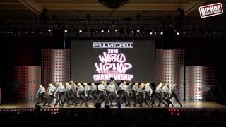 Royal Family Varsity - New Zealand (MegaCrew Division) @ #HHI2016 World Prelims