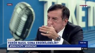 Terör nasıl sona erdirilebilir? Osman Pamukoğlu anlatıyor
