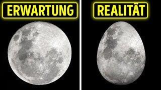 45 Hechos sobre la luna que muestran lo poco que sabes sobre ella