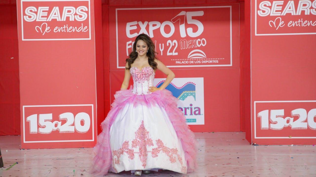Expo 15 Encuentra los mejores vestidos de 15 años en Expo15 - YouTube