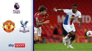 Zaha trifft doppelt! | Manchester United - Crystal Palace 1:3 | Highlights - Premier League 2020/21