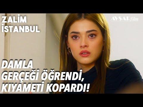 Damla Kıyameti Kopardı!💥 Nedim Haklıymış😥 - Zalim İstanbul 35. Bölüm