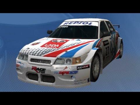 RACE 07 - Lada 110s |