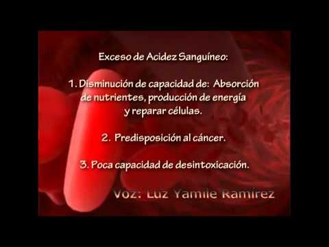 ph de la sangre humana pdf