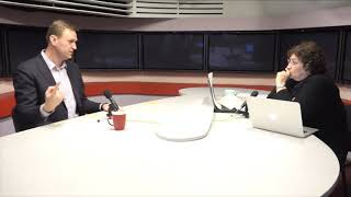 Навальный на Эхо Москвы о создании своего телевидения (08.01.18)