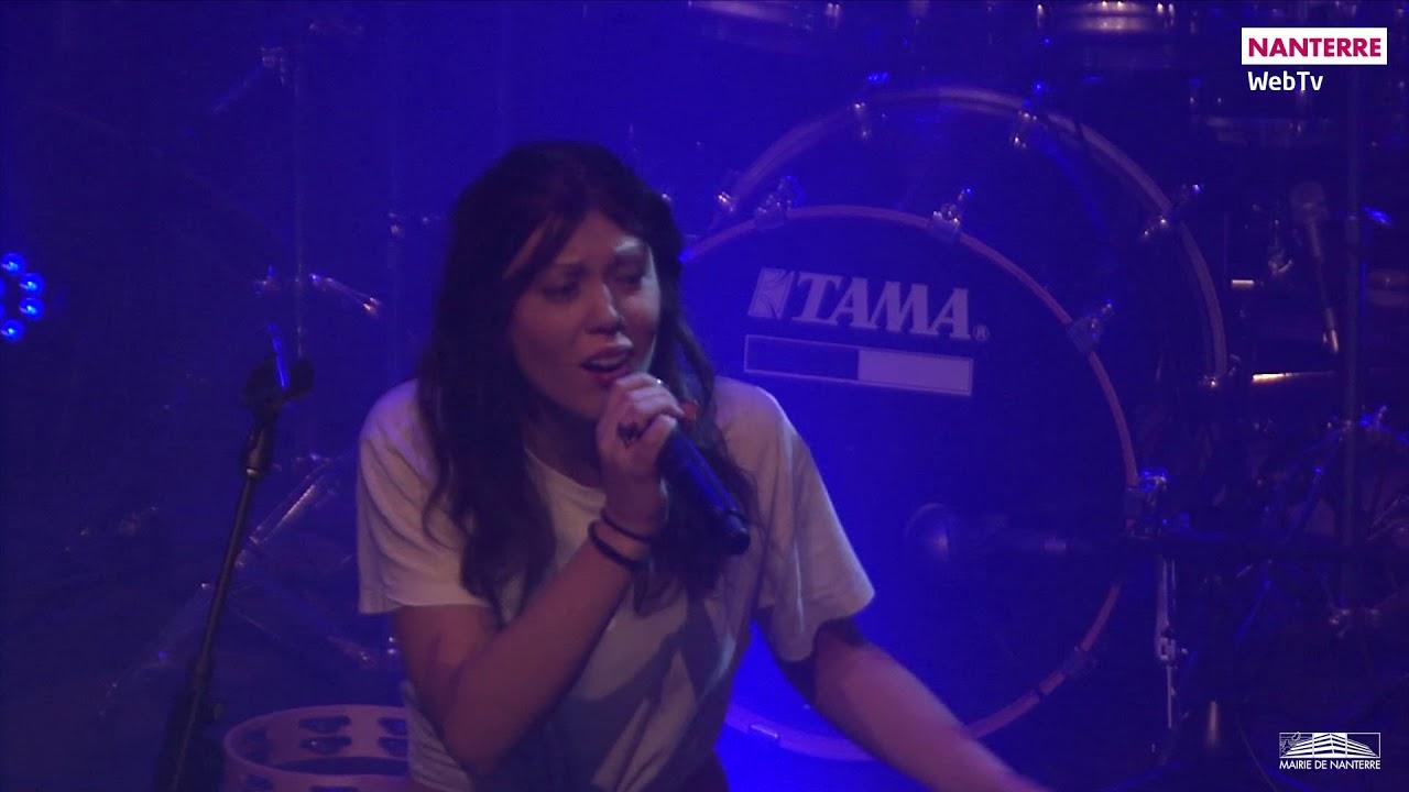 Milkshake en concert à Nanterre