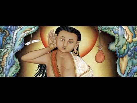 Milarepa Padmakara Mantra 密勒日巴口頭禪   ミラレパマントラ