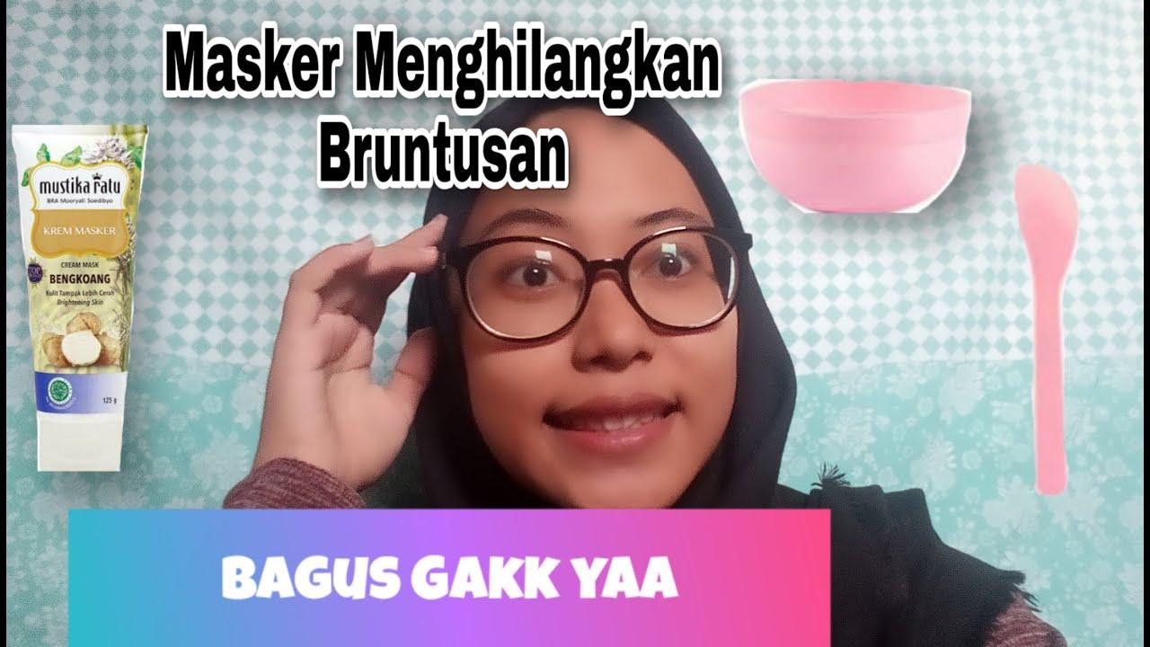 Review Masker Bengkoang Mustika Ratu Untuk Bekas Jerawat