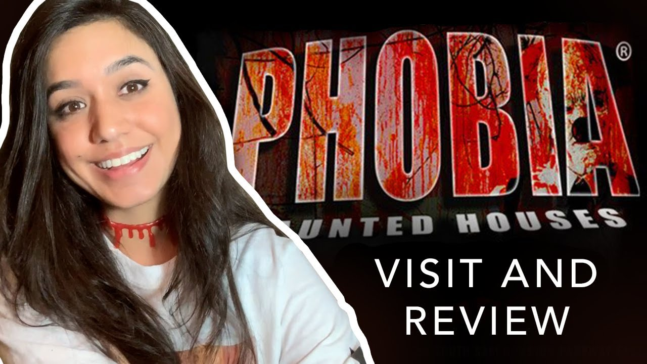 Phobia Haunted House Review 2018 Houston Texas Youtube