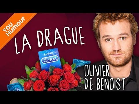 OLIVIER DE BENOIST - Le dragueur