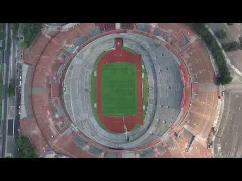 Estadio ol mpico universitario youtube for Puerta 9 estadio universitario