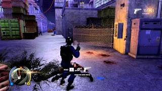 Sleeping Dogs SWAT Pack DLC gameplay 2 (SWAT MISSION) (HD)!!!!