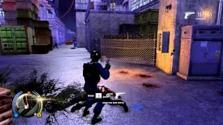 Sleeping Dogs SWAT Pack DLC gameplay 2 (SWAT MISSION) (HD)!!!!