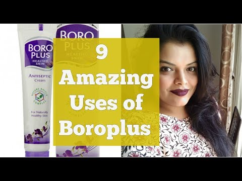 9 USES OF BOROPLUS IN WINTERS SKIN CARE | FOR GLOWING & HEALTHY SKIN IN HINDI
