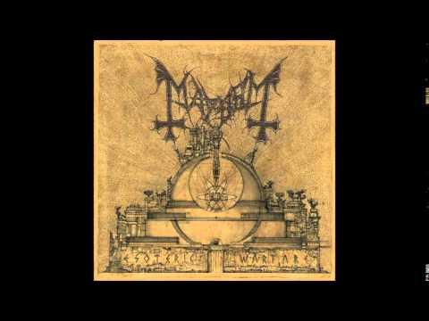 Mayhem • Esoteric Warfare thumb