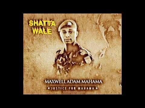 Shatta Wale - Maxwell Adam Mahama [Justice For Mahama] (Audio Slide)