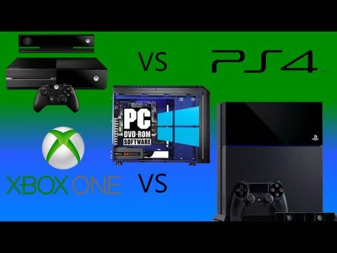 The PC Equivalent of the PS4 Graphics Card (GPU) | DooviPs4 Graphics Card Vs Xbox One Graphics Card