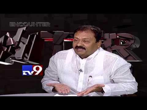 Mohammed Ali Shabbir in Encounter with Murali Krishna - TV9