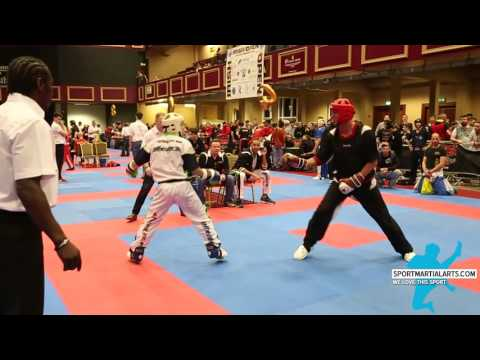Robbie Lavoie (CAN) vs Christopher Price (GBR) | 2016 Irish Open | Open Weight Eliminations