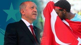 Wararkii ugu Danbeeyey Erdogan oo Soomaalida Ku Tilmaamay Dad Karti Leh
