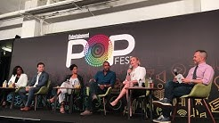 Grey's Anatomy Cast - EW PopFest Panel Facebook Live (16/10/30)