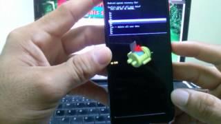Hard Reset no Motorola Razr i (XT890) #UTICell