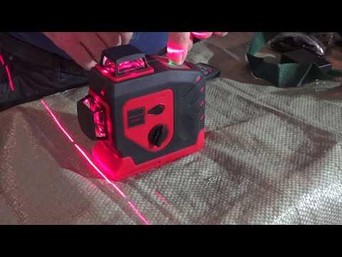 Лазерный нивелир Infiniter CL360-3 грусть и печаль.