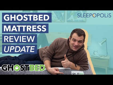 ghostbed mattress review 2021 best