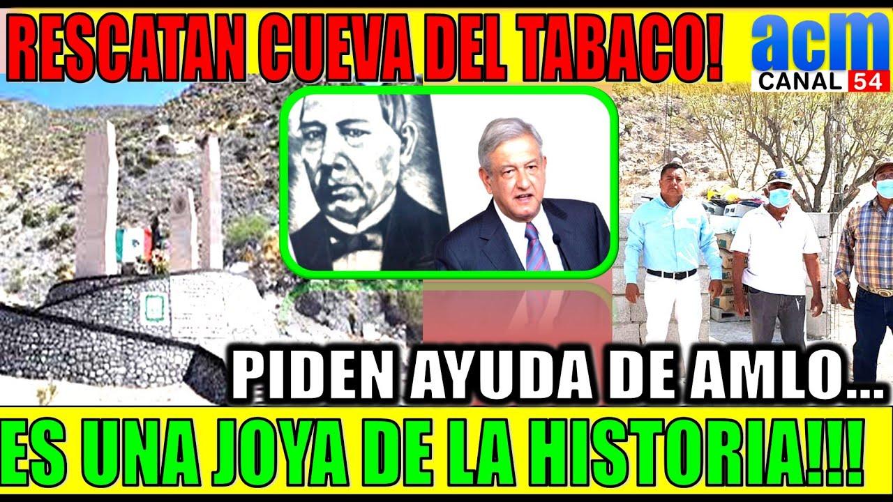 CAMPESINOS JUARISTAS CLAMAN APOYO DE AMLO!!! EN LA CUEVA DEL TABACO JUÁREZ RECIBIÓ APOYO PATRIOTAS.