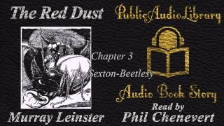 The Red Dust by Murray Leinster, read by Phil Chenevert, complete unabridged audiobook